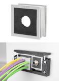 Hybridfähige Kabeleinführung KT-M von icotek
