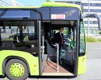 Pilotprojekt für kontaktloses und bargeldloses Bezahlen beim Busunternehmen go.on in Paderborn, betreut vom technischen Dienstleister und Spezialisten für E-Paymentlösungen epay