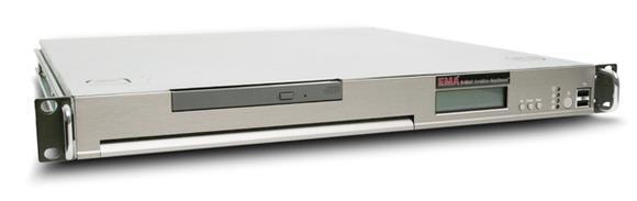 Abbildung: EMA® S400 E-Mail-Archive Appliance