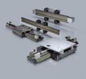 Mit den modularen Linearachsen der Speedy Rail A hat Rollon robuste Linearachsen für hohe Geschwindigkeiten im Portfolio – ideal für die Automatisierung von Portalanwendungen