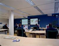 Security Management Center Integralis, Ismaning