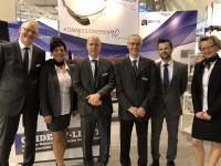 Das CINOVATION-Team bedankt  sich bei den Besuchern der 16. LogiMAT in Stuttgart
