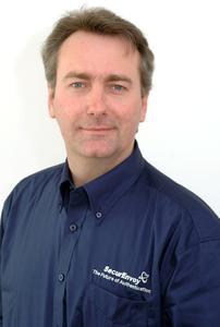 Steve Watts, Sales und Marketing Director bei SecurEnvoy