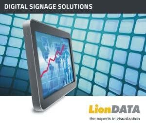 LionDATA Digital Signage
