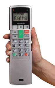 "Handy ""Katharina das Große"" made in Germany"
