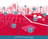 Mehrere Millionen Haushalte und Unternehmen können perspektivisch Flexibilitäten bereitstellen, deren Zusammenspiel der FlexManager optimiert und steuert. (Quelle: KISTERS AG)