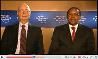 Record participation for 20th World Economic Forum on Africa