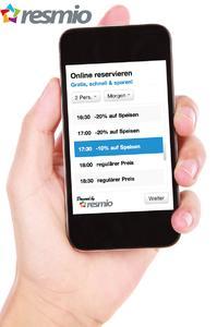 resmio schließt Kooperation mit der Deutschen Messe AG für den CeBIT Restaurantservice