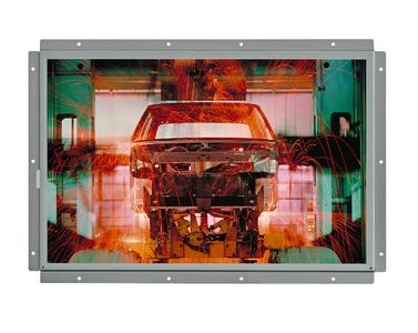 Canvys Open Frame wide format LCD