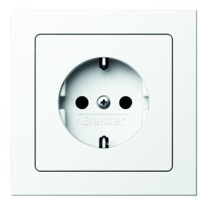 Das neue eckige Schalterprogramm Q.3 ist perfekt für die Installation in Brüstungskanälen geeignet.