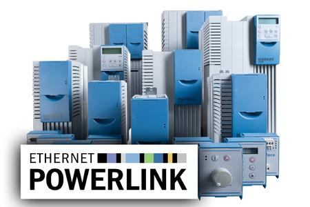 The SK 500E range of frequency converters by NORD DRIVESYSTEMS now speaks POWERLINK as well.