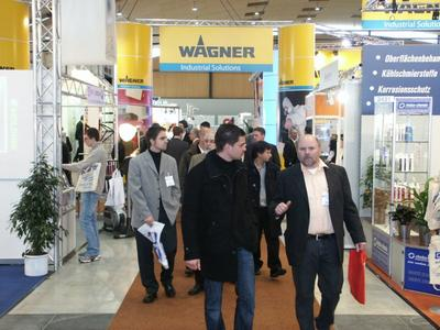 PaintExpo is Europe's most important trade fair for suppliers of industrial coatings technology