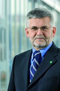 Peter Dewald, Geschäftsführer von Sage Software
