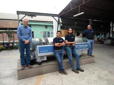 Flottweg Opens New Subsidiary in Peru