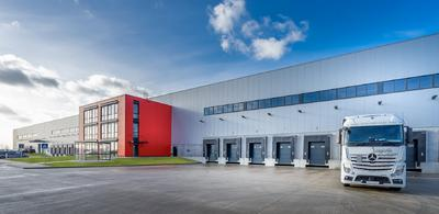 Verdion completes €15 million, 272,000 sq ft logistic facility for Derby Cycle in Cloppenburg