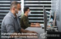 """Digitalisierung als Bewältigungsstrategie in der Corona-Pandemie - IfM veröffentlicht das Ergebnis einer Sonderauswertung des """"Zukunftspanel Mittelstand"""""""