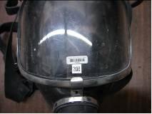 Jede Maske ist zur automatischen Identifikation mit einem Barcode versehen