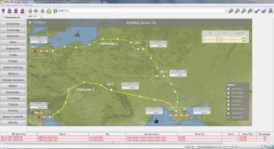 Yokogawa bringt Enterprise Pipeline Management Solution R1.03 auf den Markt