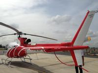 Helipartner Thailand launches its leasing activity with an order for 10 Eurocopter AS350 B3e helicopters