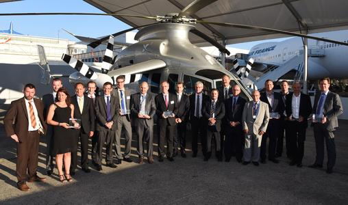 AH Supplier Awards (© Copyright Airbus Helicopters, Patrick Penna - 2015)