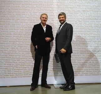 Patrick CATHALA and Bertrand MEDAS