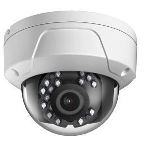 VALUE 1080p Fixed Dome HD-TVI Kamera, VTDOF2-1, IR-LED, 2,8mm Objektiv (105,8° Blickwinkel), IP66 für den Außenbereich