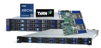 TYAN Uses New 3rd Gen Intel®Xeon®Scalable Processors to Drive Performance for AI and Cloud Data Centers