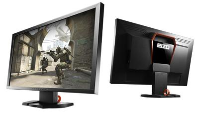 EIZO FORIS FG2421: As quick as a flash and razor sharp