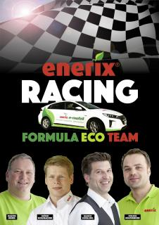Team Enerix startet beim Eco Grand Prix in der Motorsport Arena Oschersleben
