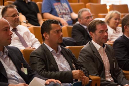 Das INNONET Netzwerktreffen bei ENGEL lockte zahlreiche Teilnehmer nach Österreich (Bildquelle: ENGEL AUSTRIA)