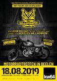 Güllepumpen-Contest –  Hobbyschrauber aus ganz Deutschland stellen am 18.08.2019 von 11-17 Uhr ihre Honda CX-Custom Bikes vor, Bild: Jung Pumpen GmbH