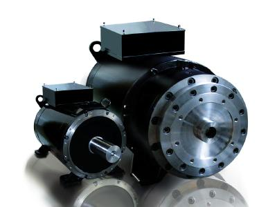 Baumüller DST2 high-torque motors are now optimized even further with increased speed and power
