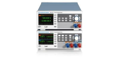 New R&S NGA100 brings linear accuracy to the basic power supply class