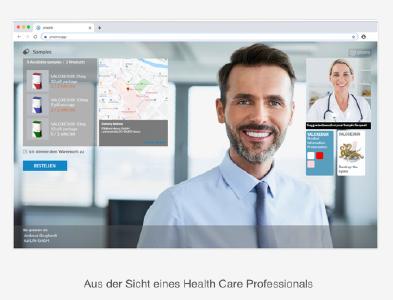 Aus Sicht eines HCPs (Apotheker, Arzt, PTA, Med. Fachpersonal) View of the HCP (pharmacist, doctor)
