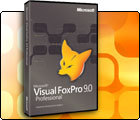 Boxshot Visual FoxPro 9.0