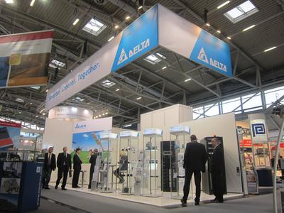 Electronica 2012 Review - Delta Successfully Presents Advanced Power Supply Solutions