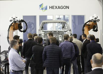 Automation Forum Hexagon Metrology
