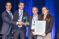 """Digitale durchgehende Prozesssteuerung: Schaeffler und inconso mit """"elogistics award"""" ausgezeichnet"""