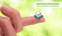Mit 10,1 x 10,1 x 6,5 mm³ sind diese CO2 Sensoren kleiner als ein Zuckerwürfel. Reflow-lötbar lassen sie sich einfach in kompakte Anwendungen integrieren.