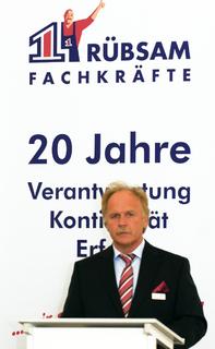 Personaldienstleister Erhard Rübsam hat im hessischen Petersberg ein eigenes Ausbildungszentrum geschaffen.