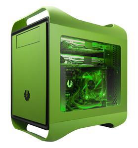 BitFenix Prodigy M Window Seitenteil - grün