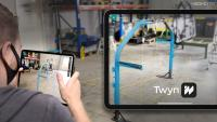 Visometry introduces Twyn: Augmented Reality based Quality Inspection using Digital Twins