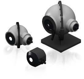 Die neue Serie von Ulbricht-Kugeln ist speziell für UV-Quellen ausgelegt und ermöglicht in Kombination mit dem neuen Spektralradiometer CAS 140D die Beurteilung von Prüflingen im Bereich UV-A, UV-B und UV-C