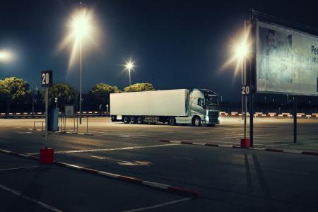 Volvo Trucks neues Batteriesystem sorgt für erhöhten Fahrerkomfort