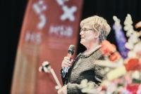"""Rektorin Prof. Dr. Karin Luckey: """"Die HSB leistet mit der akademischen Qualifizierung junger Menschen einen wichtigen Beitrag zur Fachkräftesicherung."""" / Foto: Hochschule Bremen / Marcus Meyer Photography"""