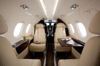 Embraer Phenom 100 Interieur