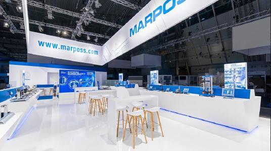 Marposs auf der Control 2017 in Stuttgart