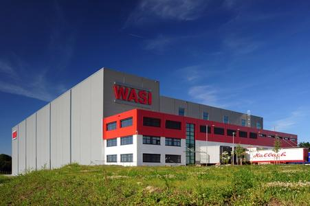 WASI Distributionszentrum in Wuppertal Ronsdorf