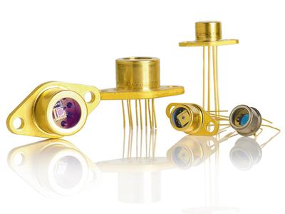 InGaAs PIN Photodiodes