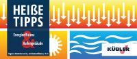 +++ Heiße Tipps zu Hallengebäuden & Energieeffizienz | Nr. 4: Hybrid heizen – aus Abwärme Energie gewinnen +++